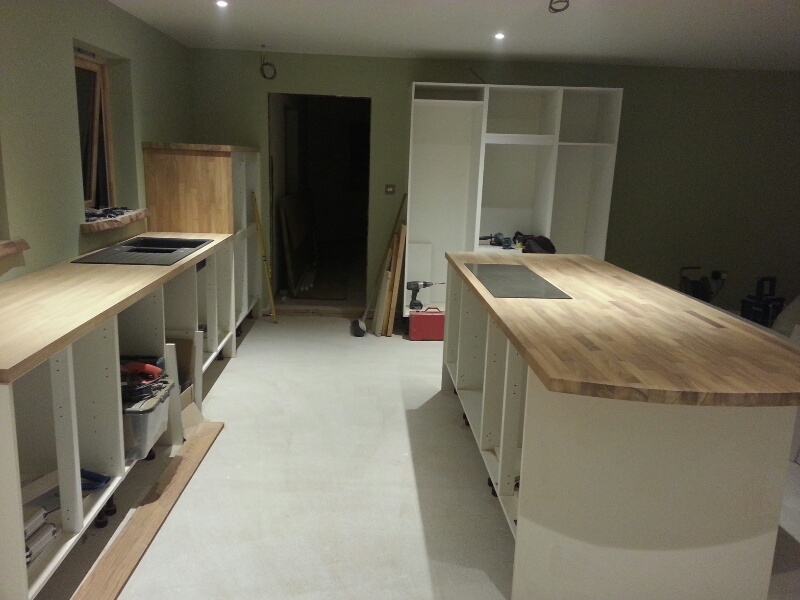 Renovations including New Bathrooms and Kitchens